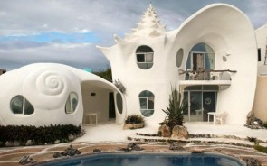 Shell House, Mexico