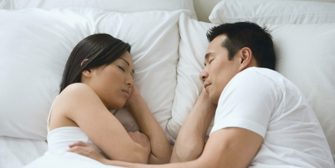 Relationships 101 Sleeping Positions Explained 3 669x335 - 11 Sleeping Position Psychology About Relationships