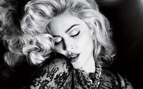 "Madonna: ""Everyone probably thinks that I'm a raving nymphomaniac, that I have an insatiable appetite, when the truth is I'd rather read a book."""